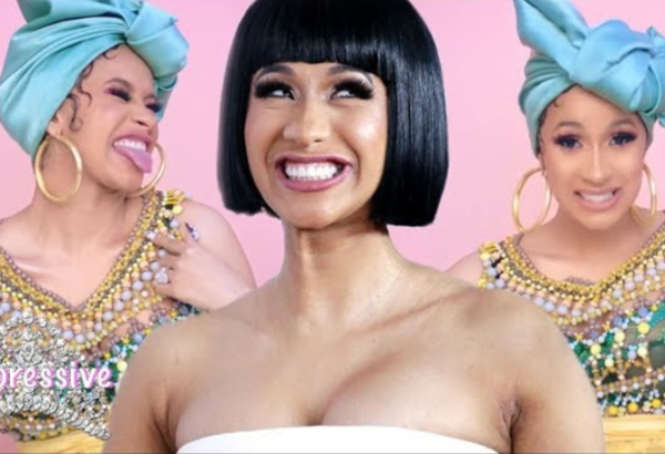 Cardi B Makes History! Becomes First Female Rapper With Two #1's