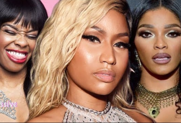 Nicki Minaj Gets Dragged By Azealia Banks, Joseline Hernandez, and Joe Budden!