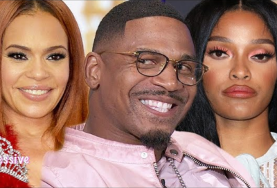 Faith Evans and Stevie J Get Married?!
