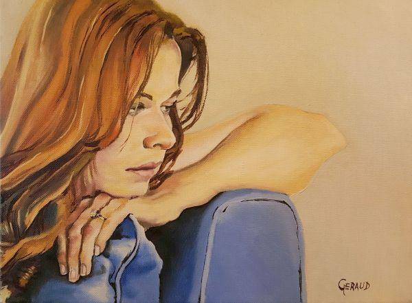 Pensive