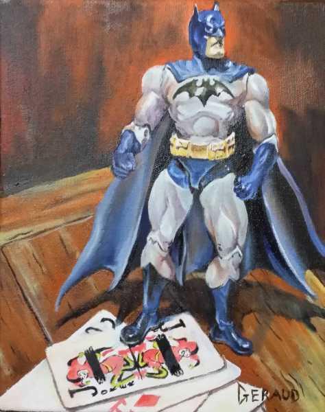 Always the Joker