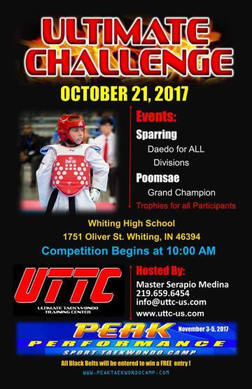 Ultimate Challenge in Whiting Indiana