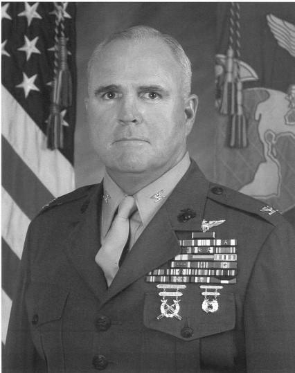 "Patrick ""Paddy"" Gough Col. USMC (Ret.)"