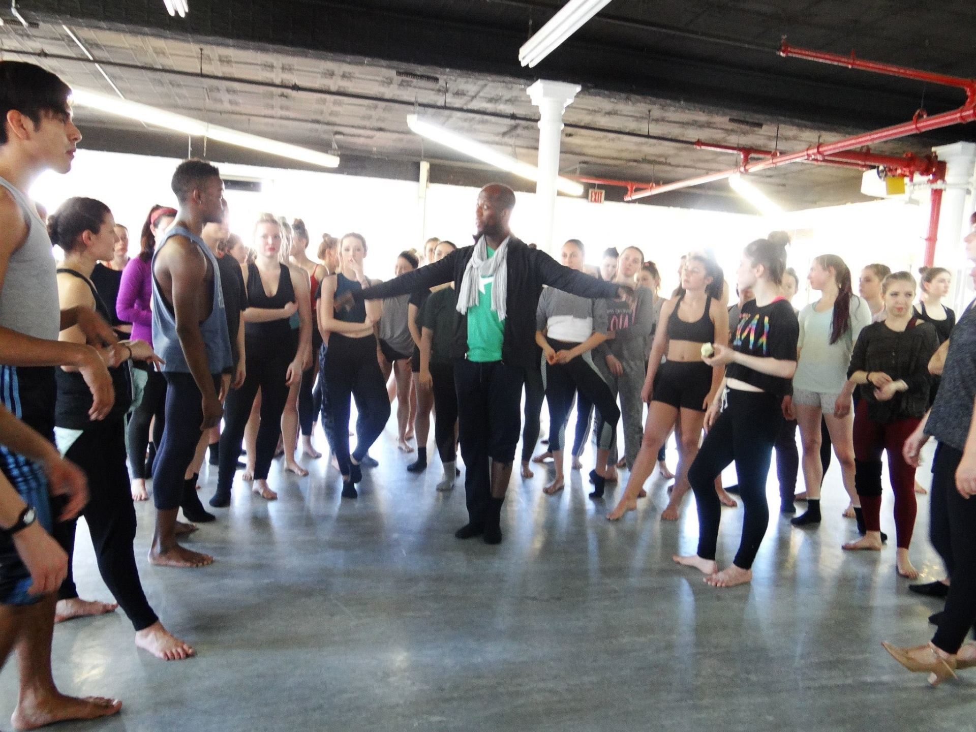 Joffrey Ballet School: Jazz and Contemporary Intensive