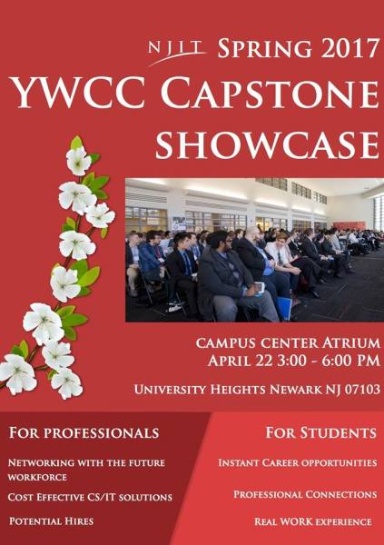 Capstone Showcase 2017