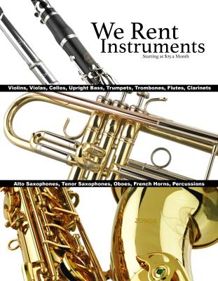 We Rent Instruments