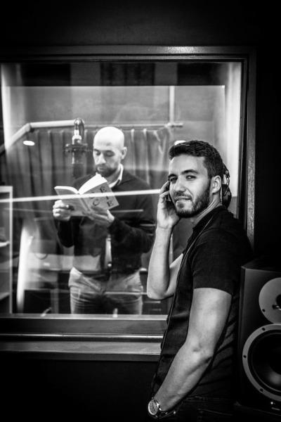 Ish Ait Hamou en Abdelkader Benali
