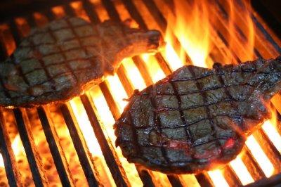 Bisteca di Manzo / grill ribeye