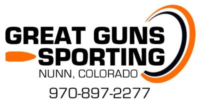 Great Guns, Gun Range, Nunn Colorado, firearms, ammo, clays