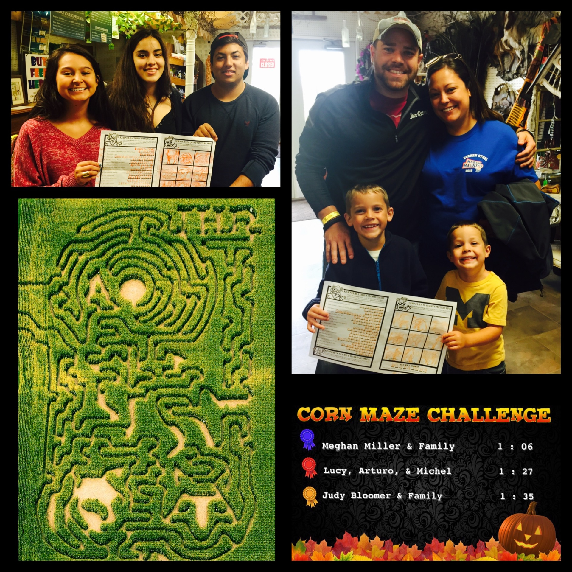 Can you conquer The Maze??