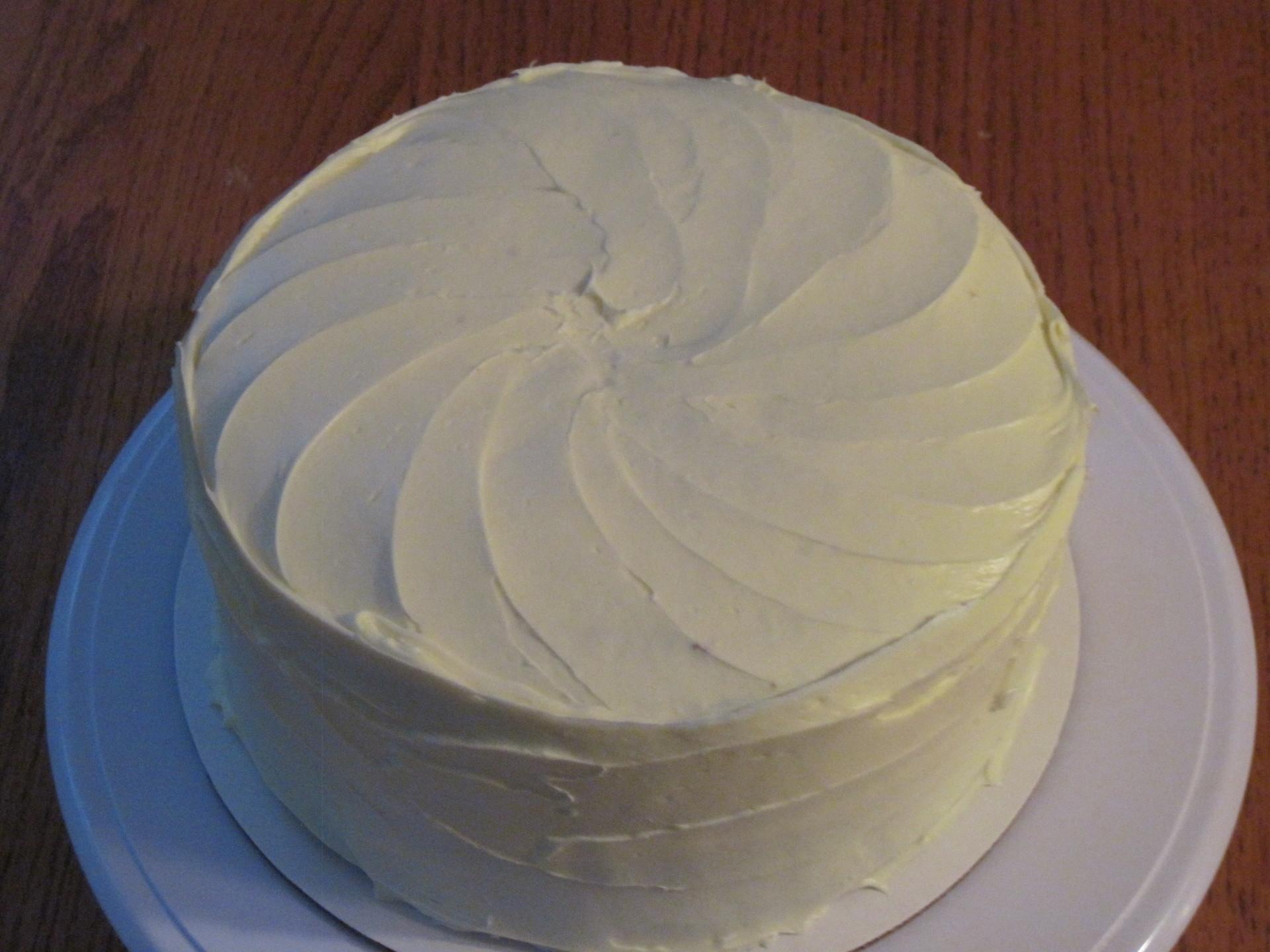GF/DF VANILLA CAKE