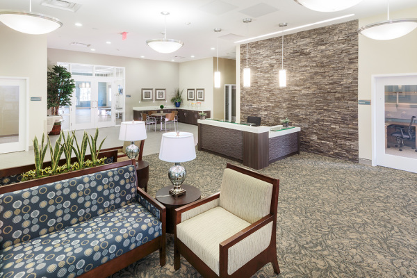 St Rose Skilled Nursing Facility