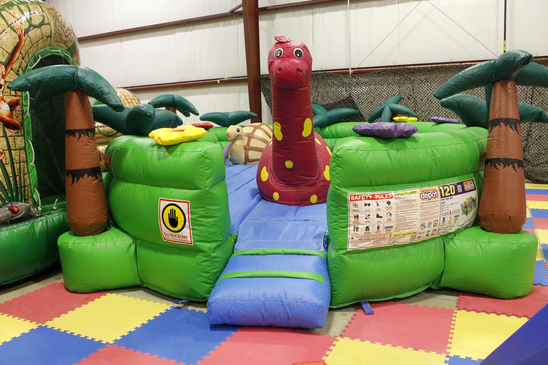 TODDLER BOUNCE ACTIVITY