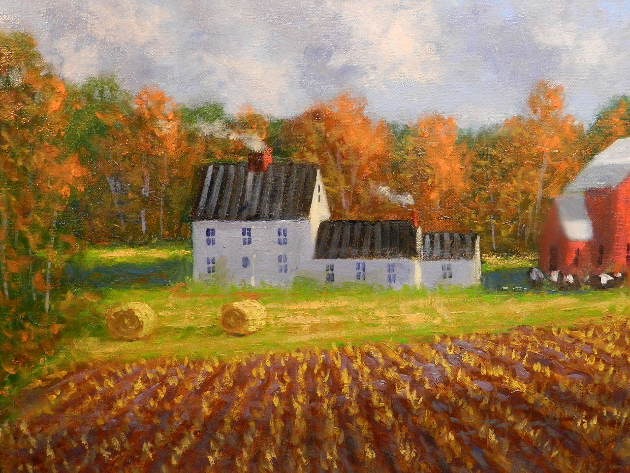 Harvey Farm Fall