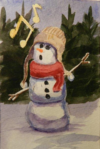 Snowfolk -Singer