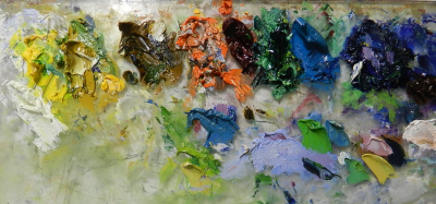 Paint and Your Palette