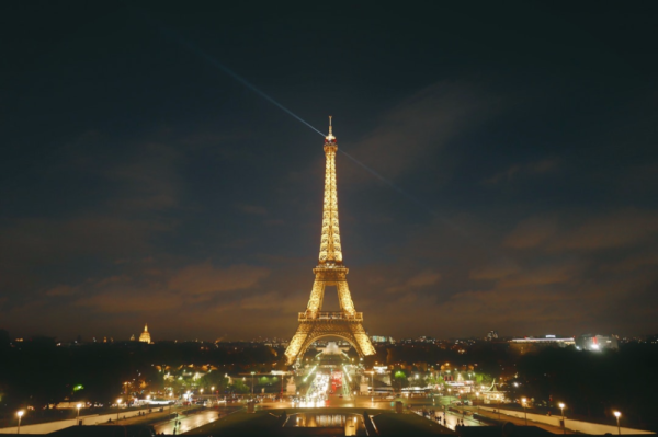 A week in France