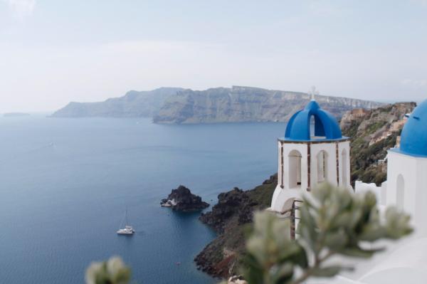 Glamorous Santorini