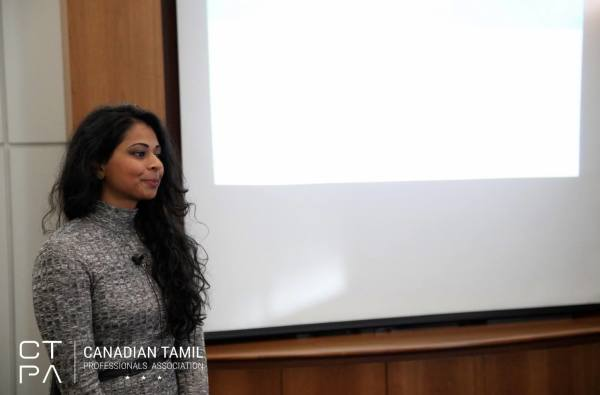 Juliann Rasanayagam, Empathic Counselling Centre, Canadian Tamil Professionals Association