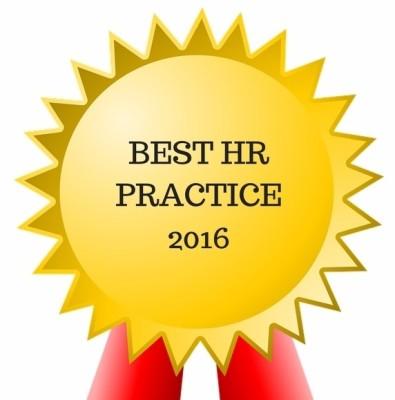Best HR practice 2016