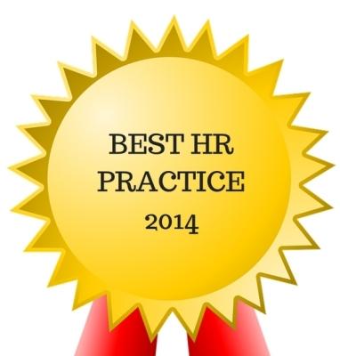 Best HR practice 2014