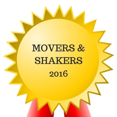 Movers & shakers list 2