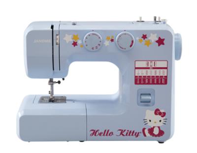 Janome Hello Kitty 15312