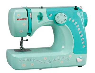 Janome Hello Kitty 11706