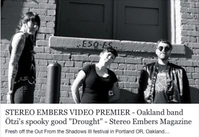 Drought Video Premier