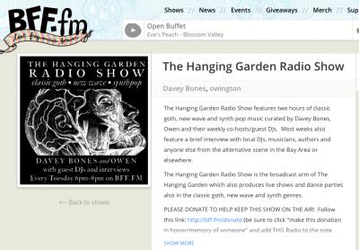 Hanging Garden BFF