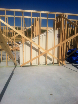 New Constrution Under Stairway