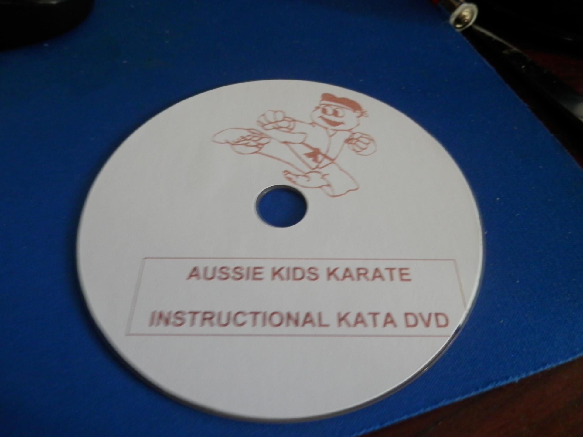 Renbukan Kata DVD