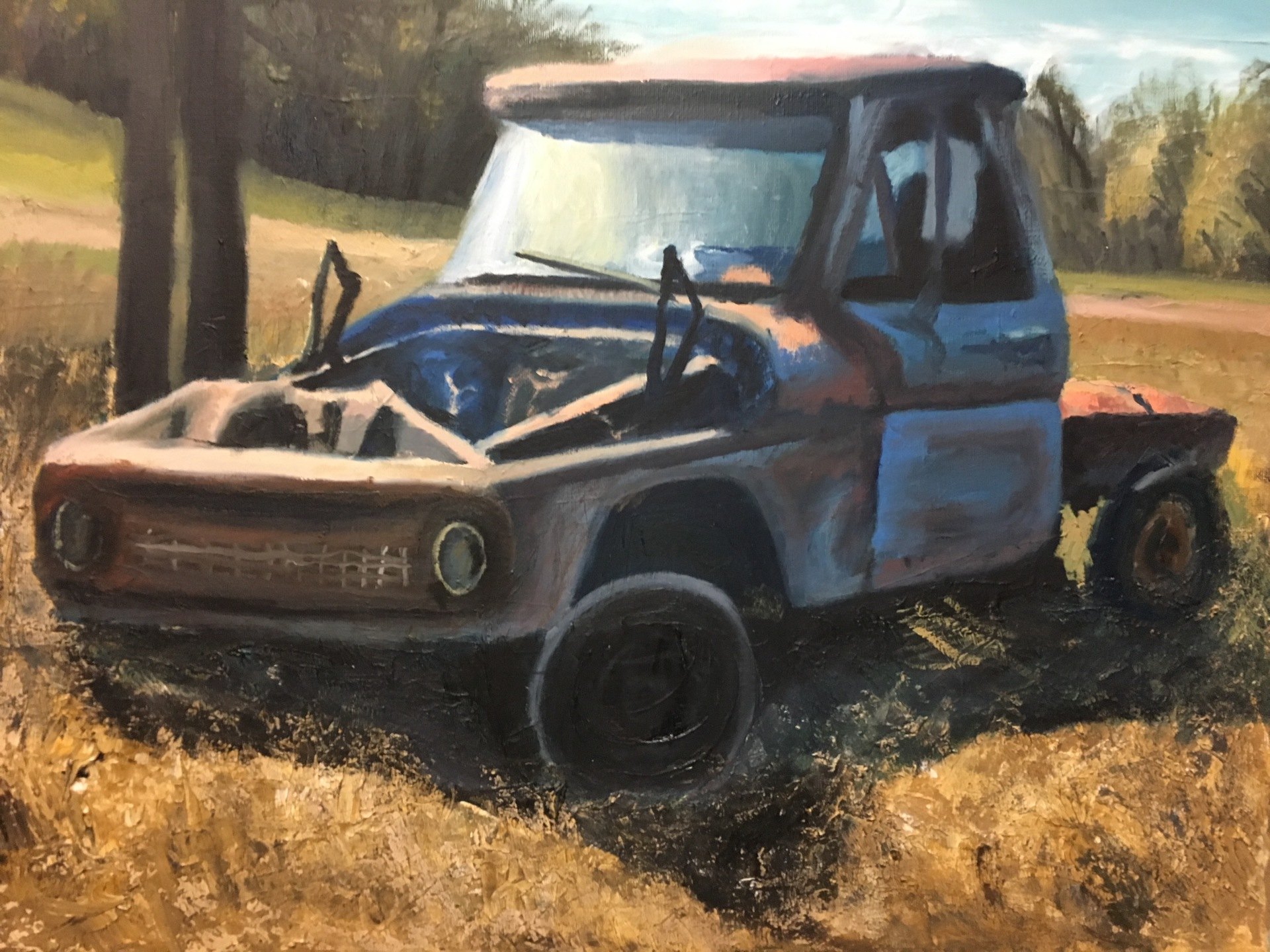 Mississippi Truck
