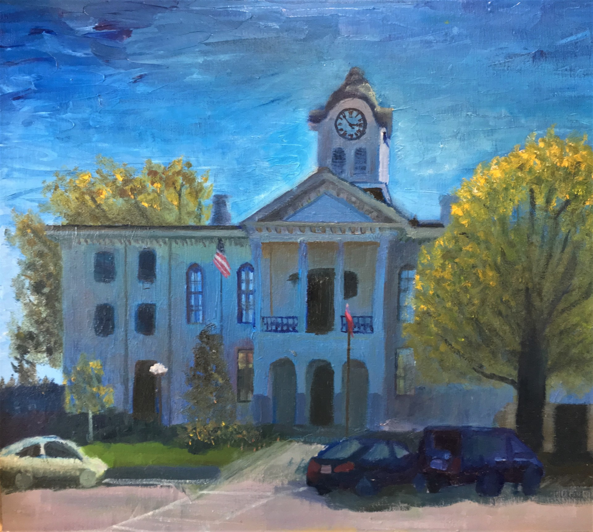 Courthouse II