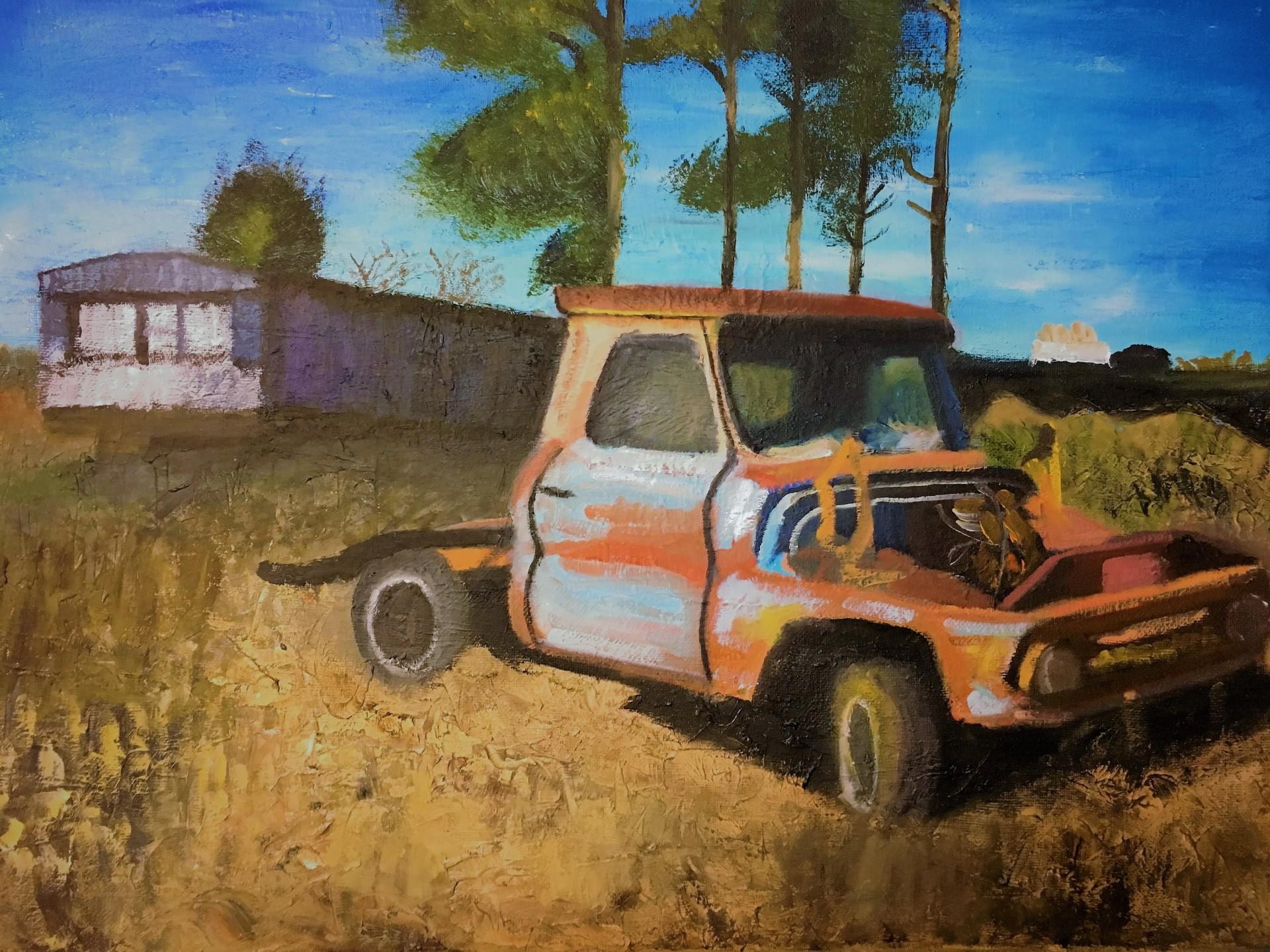 Mississippi Truck II
