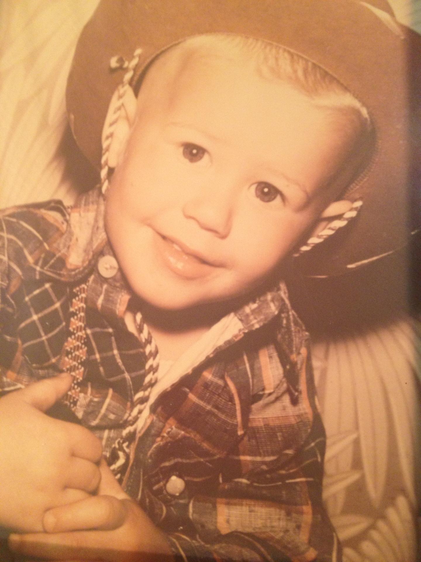 Little Cowboy Chuck