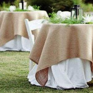 Table Linen and Overlays