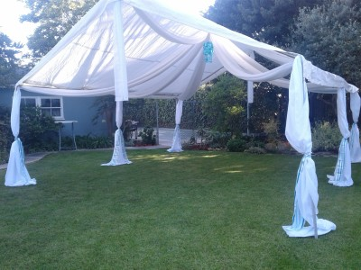 Canopy / Tent Ceiling Draping