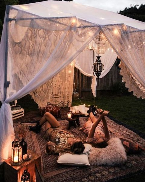 Glamping Parties
