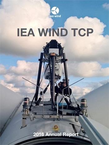 IEA Wind TCP 2016 Annual Report