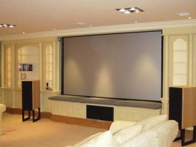 Designer Home Theater