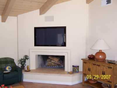 Designer Living Room AV