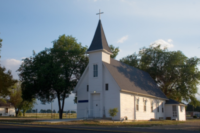 Our Supporting Churches:
