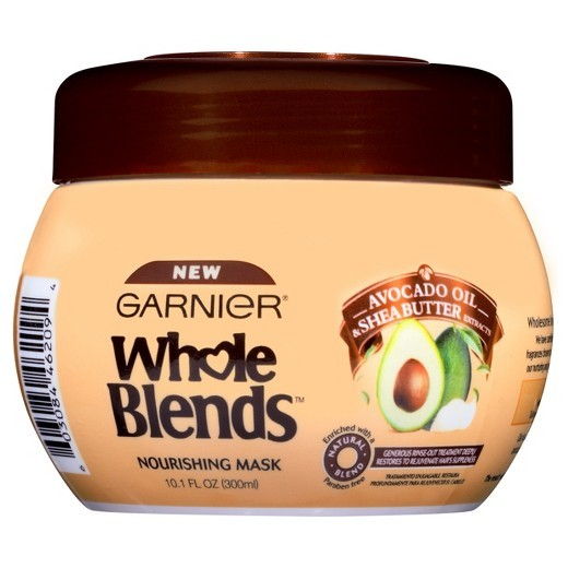 GOING GAGA FOR GARNIER.. WHOLE BLENDS THAT IS!