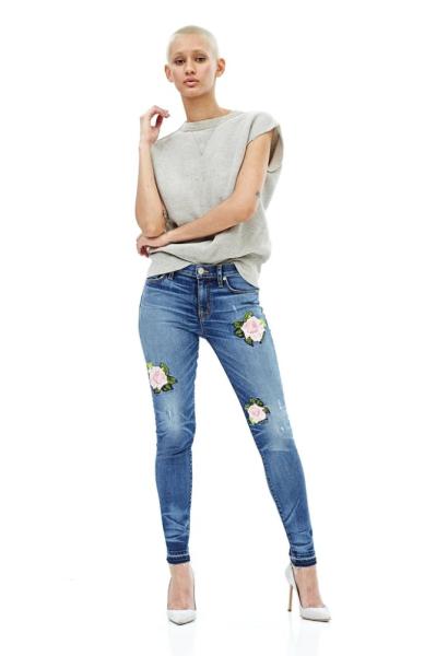 Hudson Jeans Spring 2017