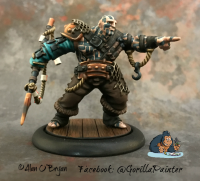 Guild Ball Models