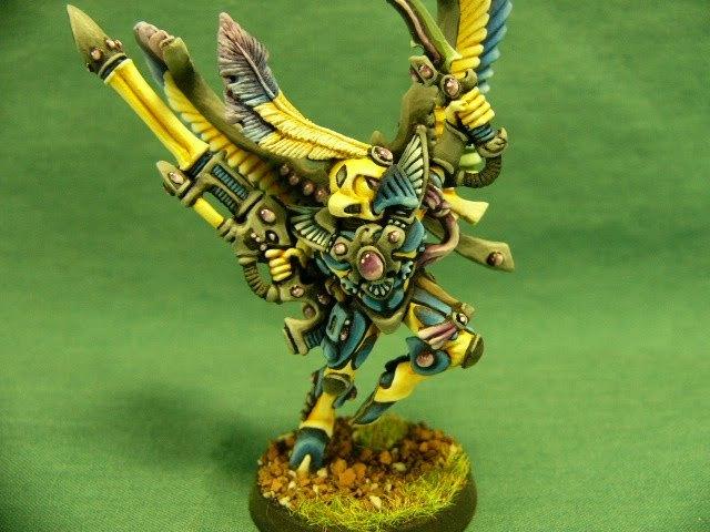 Eldar Swooping Hawks (5)