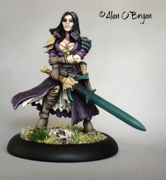 Alexia (Iron Kingdoms RPG)