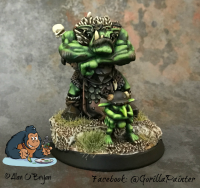 Games Day Orc Warboss