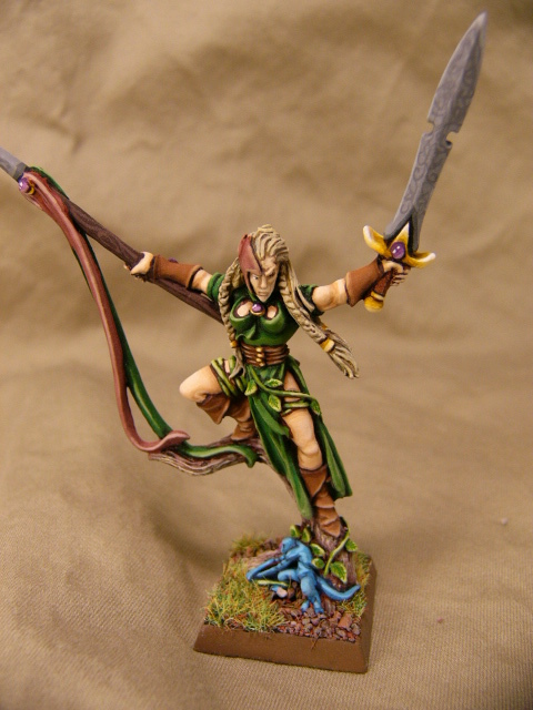 Wood Elf Wardancer
